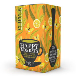 CLIPPER HAPPY MONDAYS ΤΣΑΪ
