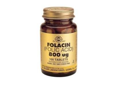 SOLGAR FOLACIN