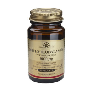 SOLGAR METHYLCOBALAMIN - VITAMIN B12