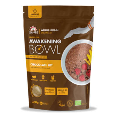 ISWARI AWAKENING BOWL CHOCOLATE HIT 360γρ