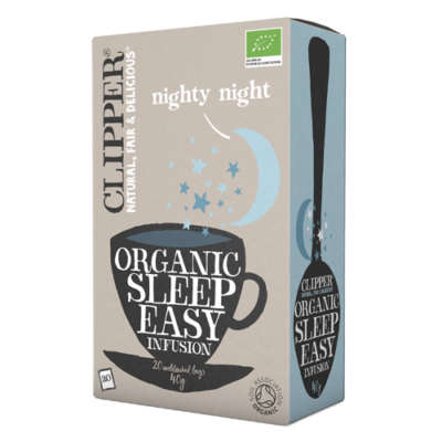 CLIPPER ΤΣΑΪ SLEEP EASY