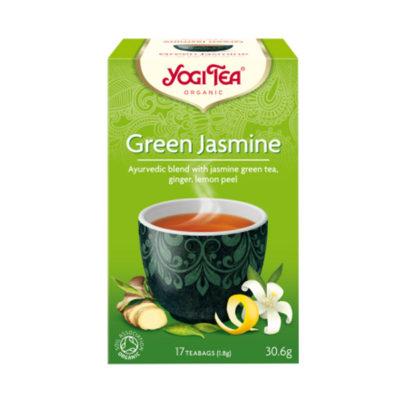 YOGI TEA ΤΣΑΙ GREEN JASMINE