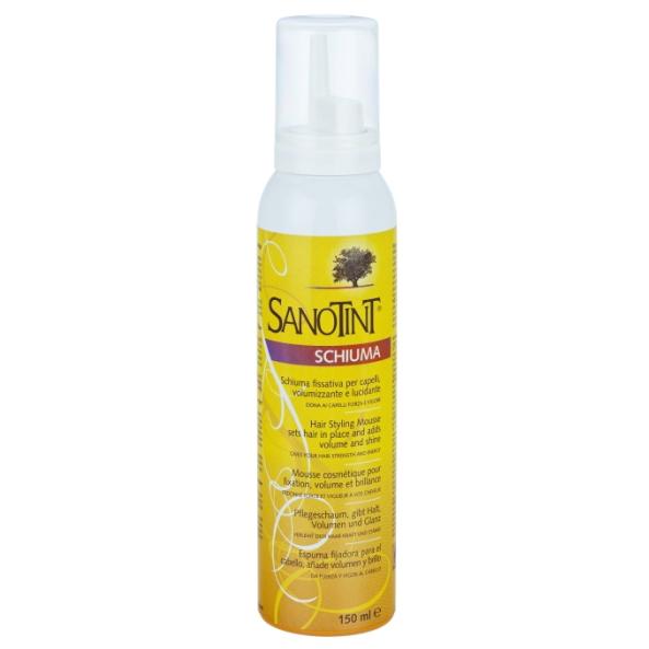 SANOTINT HAIR STYLING MOUSSE