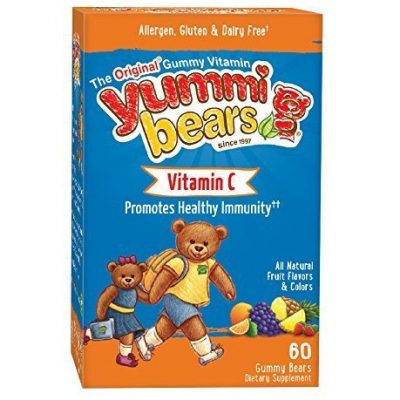 HERO YUMMI BEARS VITAMIN C
