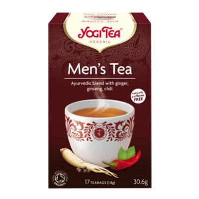 YOGI TEA ΤΣΑΙ MEN'S TEA