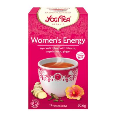 YOGI TEA ΤΣΑΙ WOMEN'S ENERGY