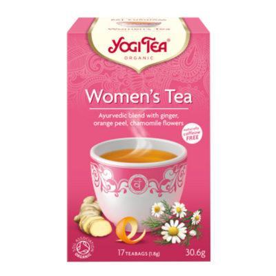 YOGI TEA ΤΣΑΙ WOMEN'S TEA