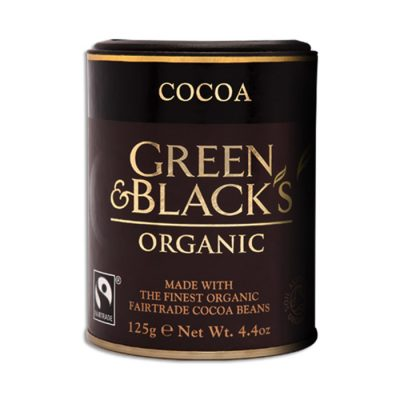 GREEN & BLACK'S ΚΑΚΑΟ ΣΕ ΣΚΟΝΗ