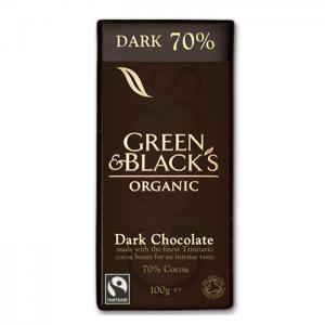GREEN & BLACK'S ΜΑΥΡΗ ΣΟΚΟΛΑΤΑ 70%