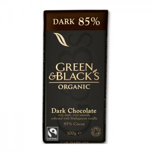 GREEN & BLACK'S ΜΑΥΡΗ ΣΟΚΟΛΑΤΑ 85%