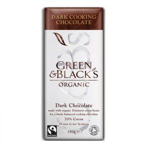 GREEN & BLACK'S ΜΑΥΡΗ ΣΟΚΟΛΑΤΑ 70% ΚΟΥΒΕΡΤΟΥΡΑ
