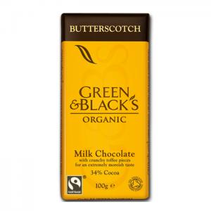 GREEN & BLACK'S ΣΟΚΟΛΑΤΑ ΜΕ ΚΑΡΑΜΕΛΑ