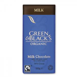 GREEN & BLACK'S ΣΟΚΟΛΑΤΑ ΓΑΛΑΚΤΟΣ 34%