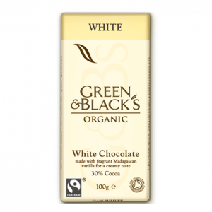 GREEN & BLACK'S ΛΕΥΚΗ ΣΟΚΟΛΑΤΑ 30%