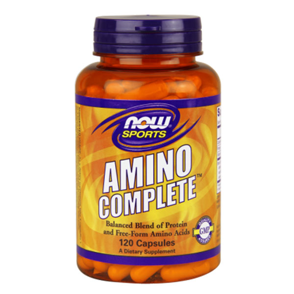 NOW AMINO COMPLETE 750mg/360CAPS