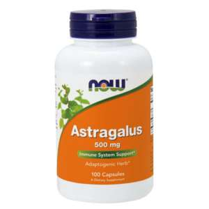 NOW ASTRAGALUS 500mg/100caps