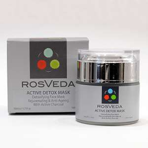 ROSVEDA ACTIVE DETOX MASK 50ML
