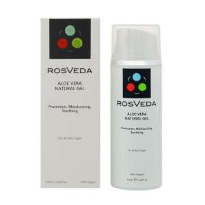 ROSVEDA ALOE VERA NATURAL GEL SPF10 120ML