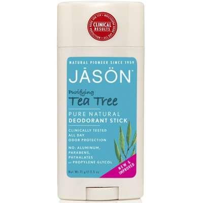 JASON ΑΠΟΣΜΗΤΙΚΟ TEA TREE ΣΕ STICK 71ΓΡ