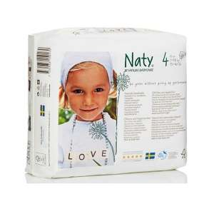 NATY ΠΑΝΕΣ MAXI No4 (7-18ΚΙΛΑ) 27 ΤΕΜΑΧΙΑ