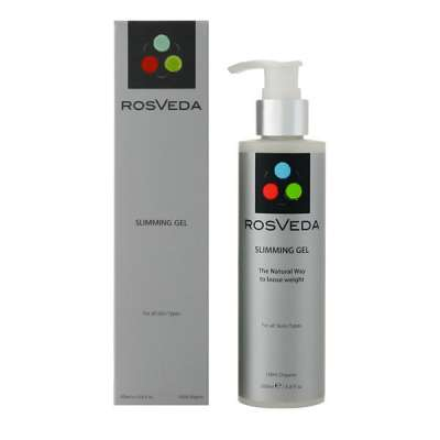 ROSVEDA SLIMMING GEL (GEL ΑΔΥΝΑΤΙΣΜΑΤΟΣ) 200ML BIO