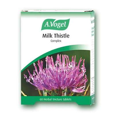 A.VOGEL MILK THISTLE 60 ΤΑΜΠΛΕΤΕΣ