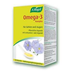 A.VOGEL OMEGA 3 COMPLEX 30CAPS