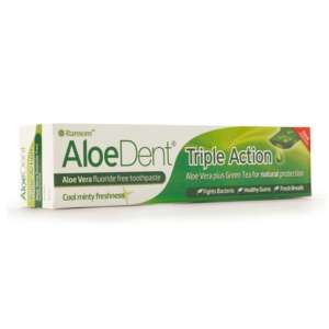OPTIMA ALOE DENT ΟΔΟΝΤΟΚΡΕΜΑ TRIPLE ACTION 100ML