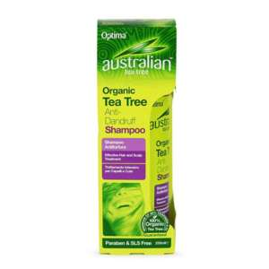 OPTIMA AUSTRALIAN TEA TREE ANTI-DANDRUFF SHAMPOO 250ML