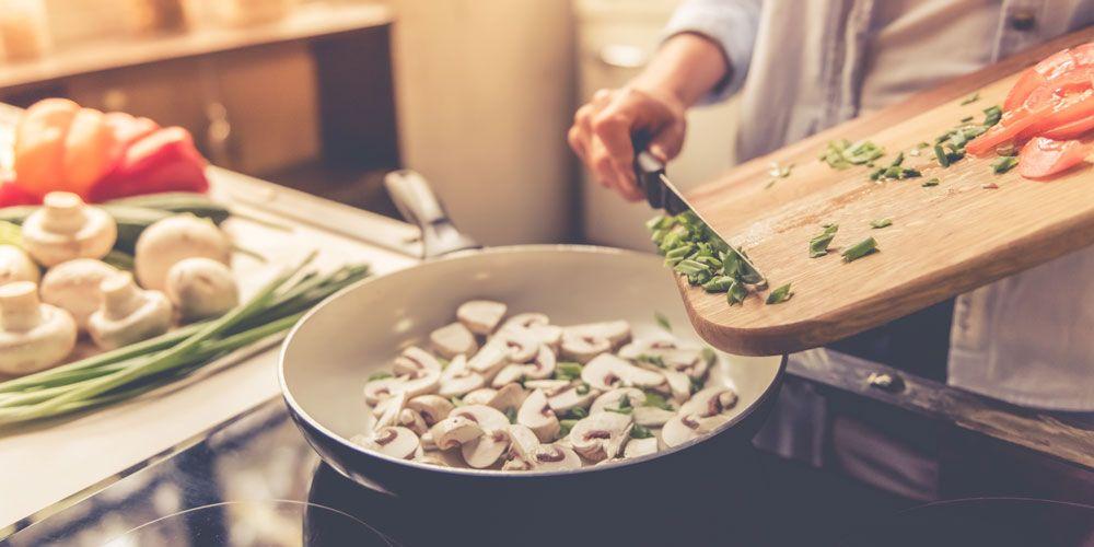 10 λόγοι για να βάλετε τα μανιτάρια στη διατροφή σας!