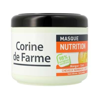 CORINE DE FARME ΜΑΣΚΑ ΜΑΛΛΙΩΝ ΘΡΕΠΤΙΚΗ 400ML