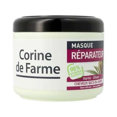 CORINE DE FARME ΜΑΣΚΑ ΜΑΛΛΙΩΝ ΕΠΑΝΟΡΘΩΤΙΚΗ 400ML