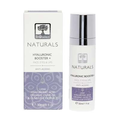 NATURALS HYALURONIC BOOSTER+ 30ML