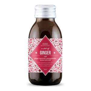 ORGANIC HUMAN SHOT GINGER 100ML BIO