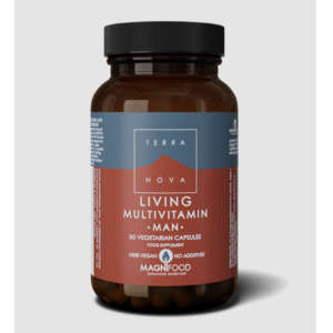 TERRANOVA LIVING MULTIVITAMIN MAN 50 ΚΑΨΟΥΛΕΣ