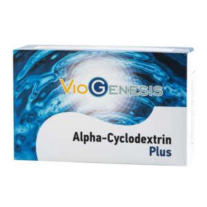 VIOGENESIS ALPHA-CYCLODEXTRIN PLUS 60 tabs
