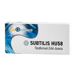 VIOGENESIS SUBTILIS HU58 30 Gel-Tabs